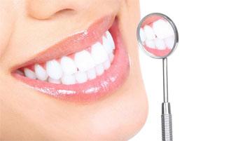 牙齿美白提示家庭疗法