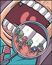 How to stop early periodontitis?