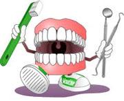 Ta vare på tennene dine fra små opp