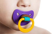 Ways to get your child off the pacifier