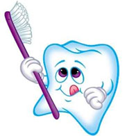 Hvordan ordentlig rengjøre tennene hjemme?